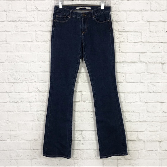 5c9c41b3 Zara Jeans | Woman Size 4 Boot Cut Fit Medium Wash | Poshmark